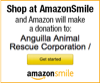 The Amazon Smile program donates directly to charities at no extra cost to the shopper