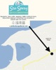 map to the SeaSpray Boutique and Smoothy stand